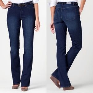 NWOT Coldwater Creek Modern Fit Bootcut Jeans